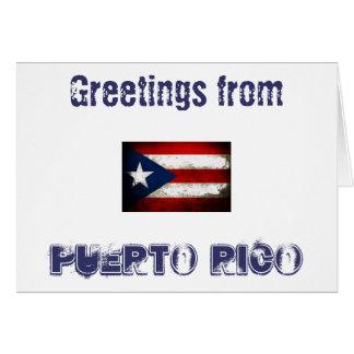 Puerto Rico Pride Card