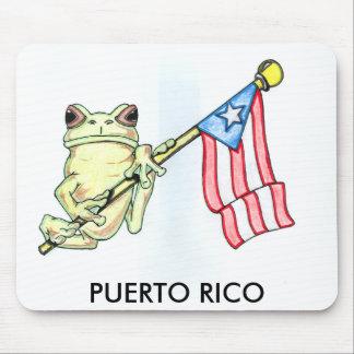 PUERTO RICO PRIDE MOUSE PAD