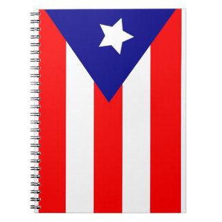 Puerto Rico Pride Note Book