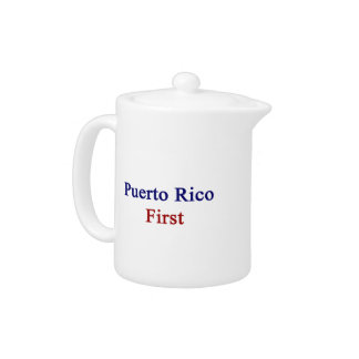 Puerto Rico primero