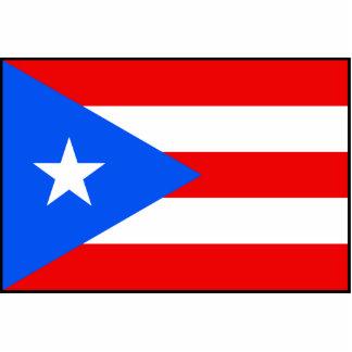Puerto Rico – Puerto Rican Flag Statuette