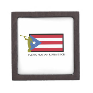 PUERTO RICO SAN JUAN MISSION LDS CTR GIFT BOX