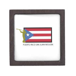 PUERTO RICO SAN JUAN MISSION LDS CTR PREMIUM TRINKET BOXES