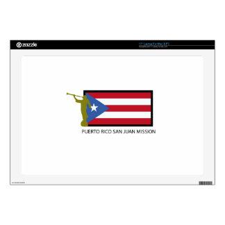 PUERTO RICO SAN JUAN MISSION LDS CTR SKINS FOR LAPTOPS
