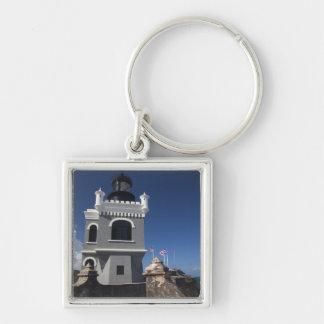 Puerto Rico, San Juan, Old San Juan, El Morro Keychain