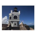 Puerto Rico, San Juan, San Juan viejo, EL Morro Tarjeta Postal