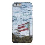 Puerto Rico, San Juan viejo, bandera del arroz de Funda Barely There iPhone 6