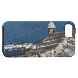 Puerto Rico, San Juan viejo, sección del EL Morro iPhone 5 Case-Mate Funda