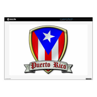 Puerto Rico - Shield2 Skin For Laptop