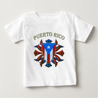 Puerto Rico - Shield Baby T-Shirt