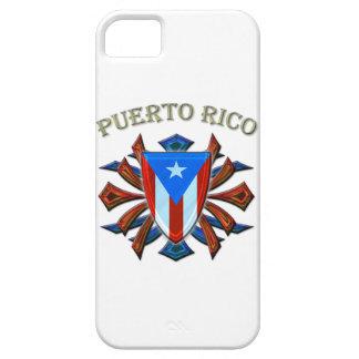Puerto Rico - Shield iPhone SE/5/5s Case