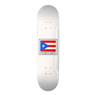 Puerto Rico Skateboard