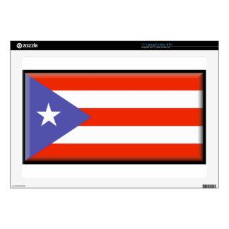 Puerto Rico Skins For Laptops