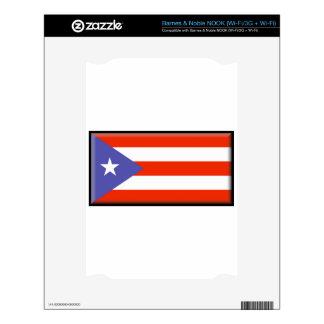 Puerto Rico NOOK Skins