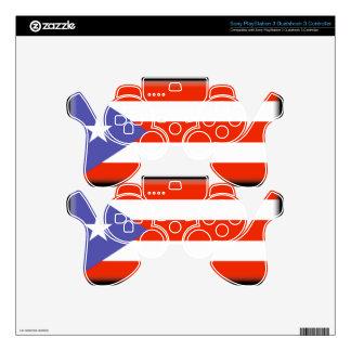 Puerto Rico PS3 Controller Skins