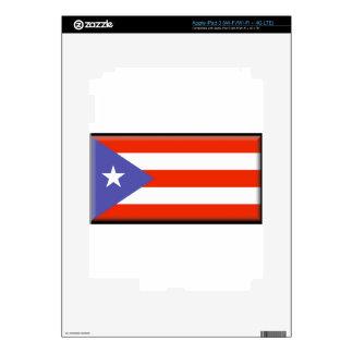 Puerto Rico iPad 3 Decal