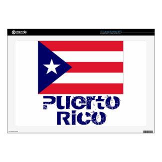 Puerto Rico Skin For Laptop
