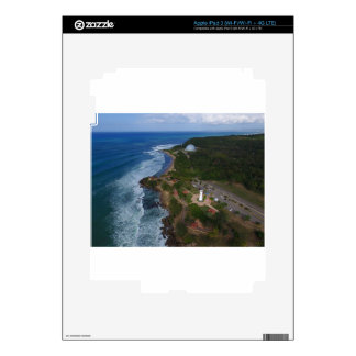 Puerto Rico Skin For iPad 3