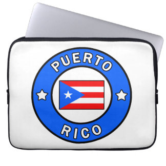 Puerto Rico sleeve Computer Sleeve