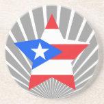 Puerto+Rico Star Coaster