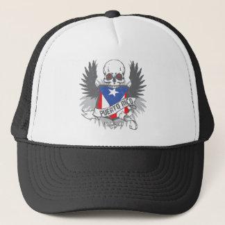 Puerto Rico Star Hat