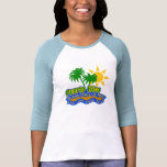 Puerto Rico State of Mind shirt - choose style