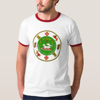 Puerto Rico State Seal T-Shirt
