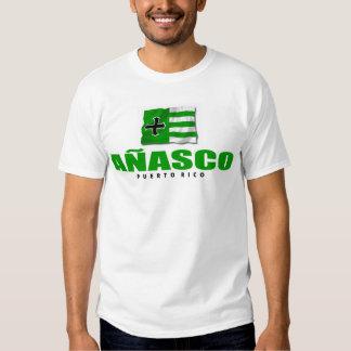 Puerto Rico t-shirt: Anasco T Shirt