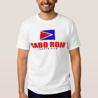 Puerto Rico t-shirt: Cabo Rojo Tee Shirt