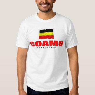 Puerto Rico t-shirt: Coamo Tee Shirt
