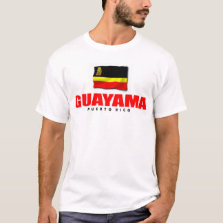 Puerto Rico t-shirt: Guayama T-Shirt