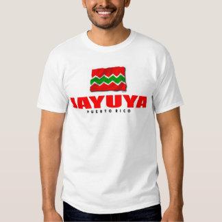 Puerto Rico t-shirt: Jayuya T Shirt