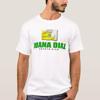Puerto Rico t-shirt: Juana Diaz T-Shirt