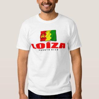 Puerto Rico t-shirt: Loiza Tee Shirt