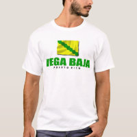 Puerto Rico t-shirt: Vega Baja T-Shirt