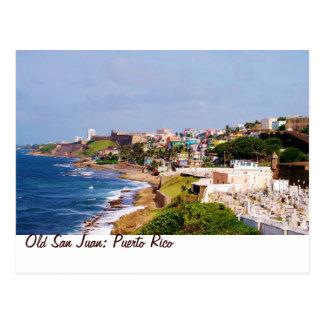 Puerto Rico Tarjeta Postal