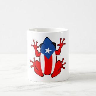 Puerto Rico - taza de Coqui