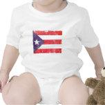 Puerto Rico Traje De Bebé