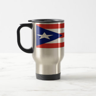 Puerto Rico Travel Mug