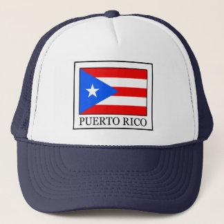 Puerto Rico Trucker Hat