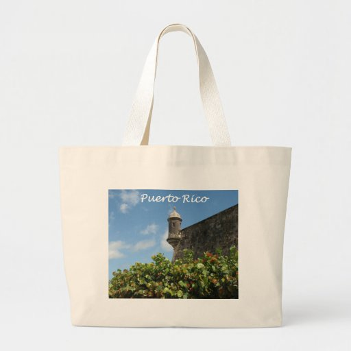 Puerto Rico View Bags