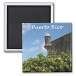 Puerto Rico View Magnet