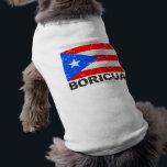 "Puerto Rico Vintage Flag Boricua Shirt<br><div class=""desc"">Vintage design of the Puerto Rican flag.</div>"