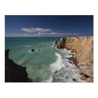 Puerto Rico, West Coast, Cabo Rojo, coastline 2 Postcard