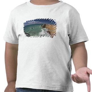 Puerto Rico, West Coast, Cabo Rojo, coastline 2 Tee Shirts