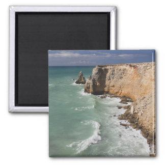 Puerto Rico, West Coast, Cabo Rojo, coastline Refrigerator Magnets