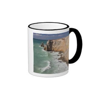 Puerto Rico, West Coast, Cabo Rojo, coastline Mug