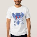 Puerto Rico Winged T-shirt