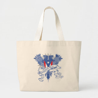 Puerto Rico Winged Tote Bag