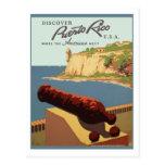 Puerto Rico (wpa) Tarjetas Postales